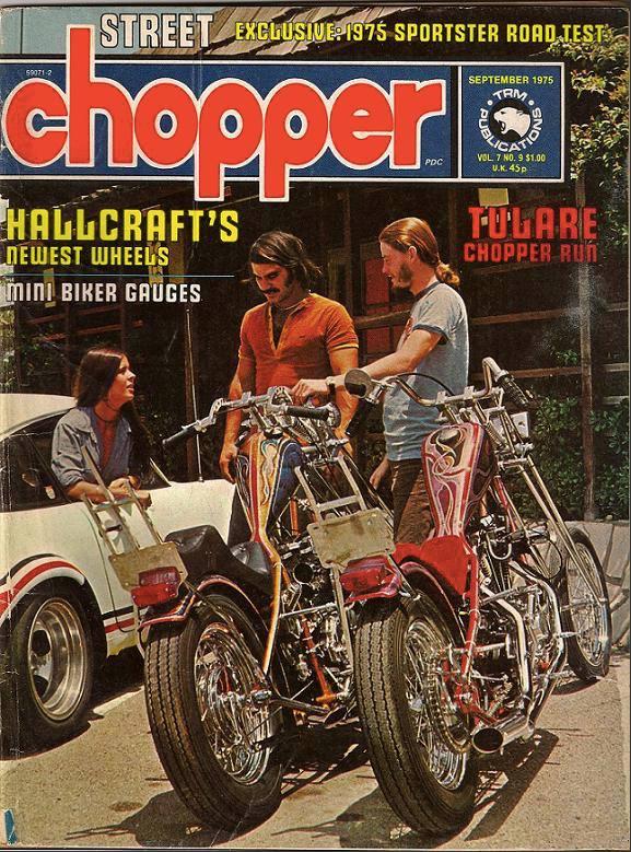 Photo Vintage -vintage pics - Chopper & Bobber - Page 4 13110010