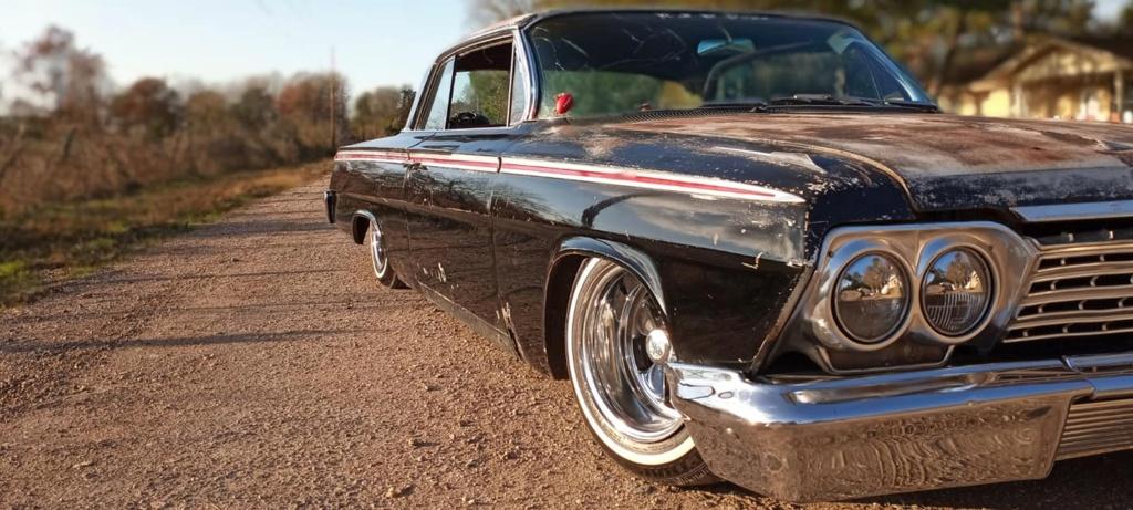 1962 Chevrolet lowrider 13115110