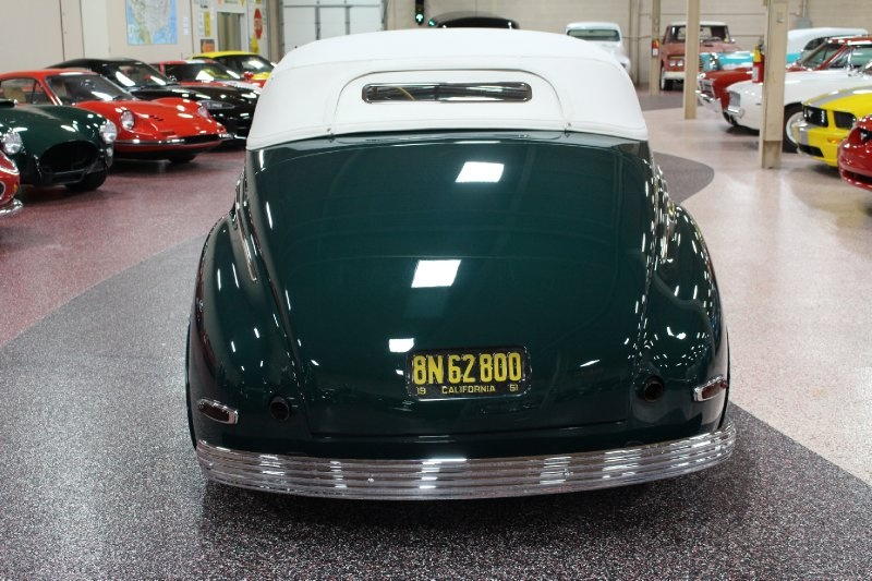 1940 Mercury Convertible - Charles Marr - Carl Morton -  Valley Custom Shop 1312