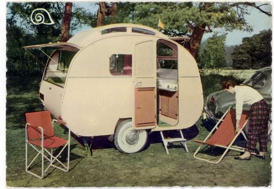 Vintage pics - Caravaning et retro camping - Vintage trailer & van 13122510