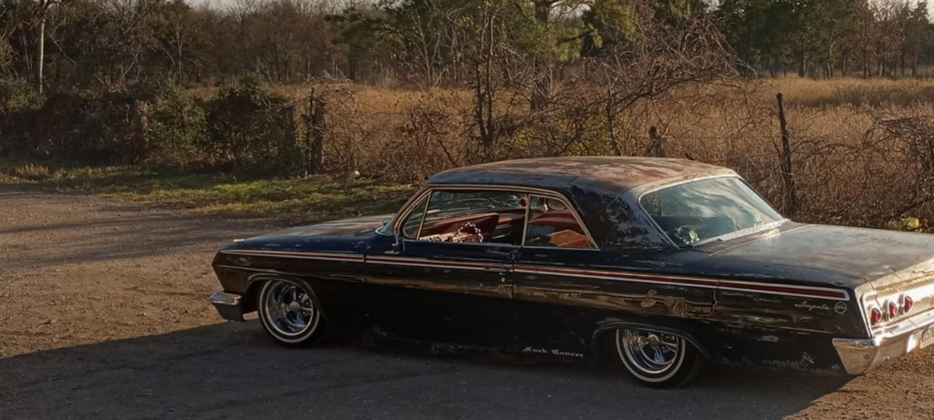 1962 Chevrolet lowrider 13126710