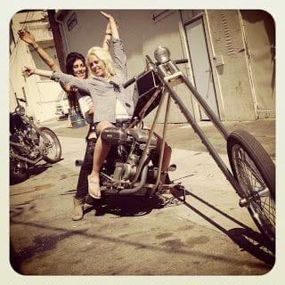 Photo Vintage -vintage pics - Chopper & Bobber - Page 4 13134910