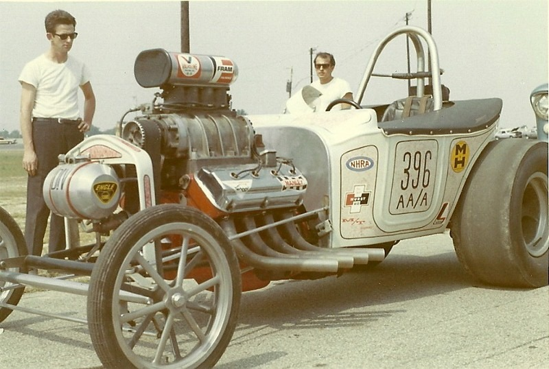 Dragster  vintage pics - old pictures ,vieilles photos - Page 2 13145310
