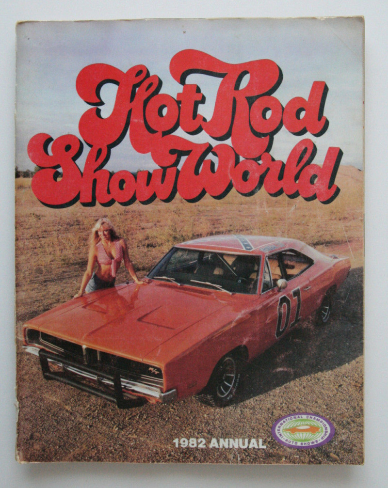 Hot Rod Show World Annual 1315