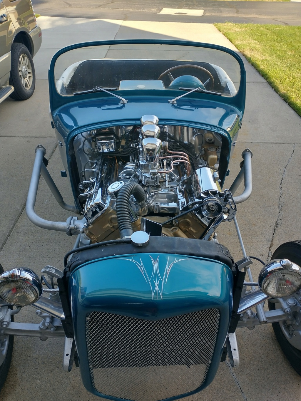 Traditional hot rods to 40s, 50s and 60s - Page 2 13174819