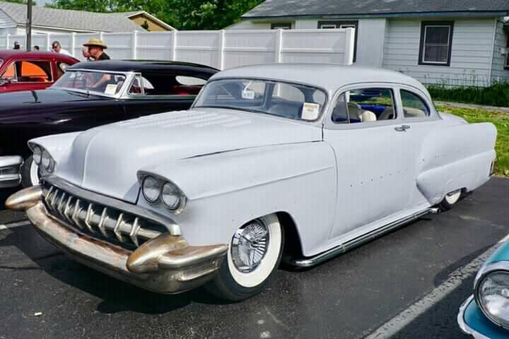 Chevy 1953 - 1954 custom & mild custom galerie - Page 17 13192611