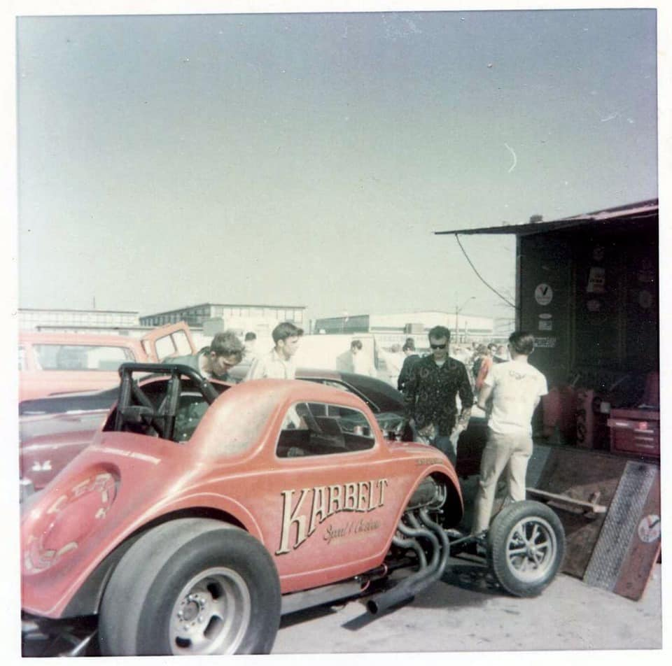 Dragster  vintage pics - old pictures ,vieilles photos - Page 2 13216610