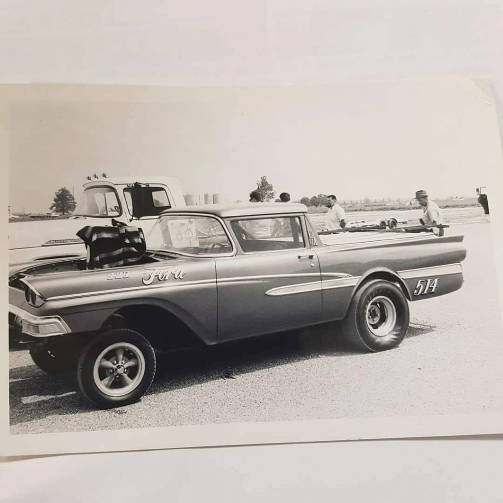 Dragster  vintage pics - old pictures ,vieilles photos - Page 2 13217210