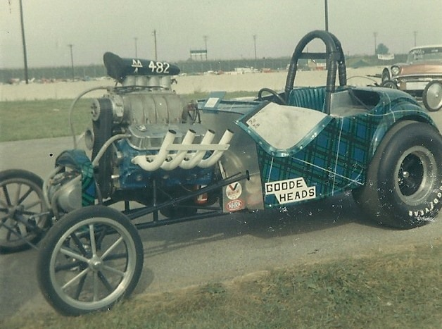 Dragster  vintage pics - old pictures ,vieilles photos - Page 2 13220510