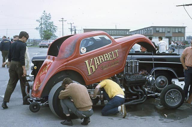 Dragster  vintage pics - old pictures ,vieilles photos - Page 2 13235310
