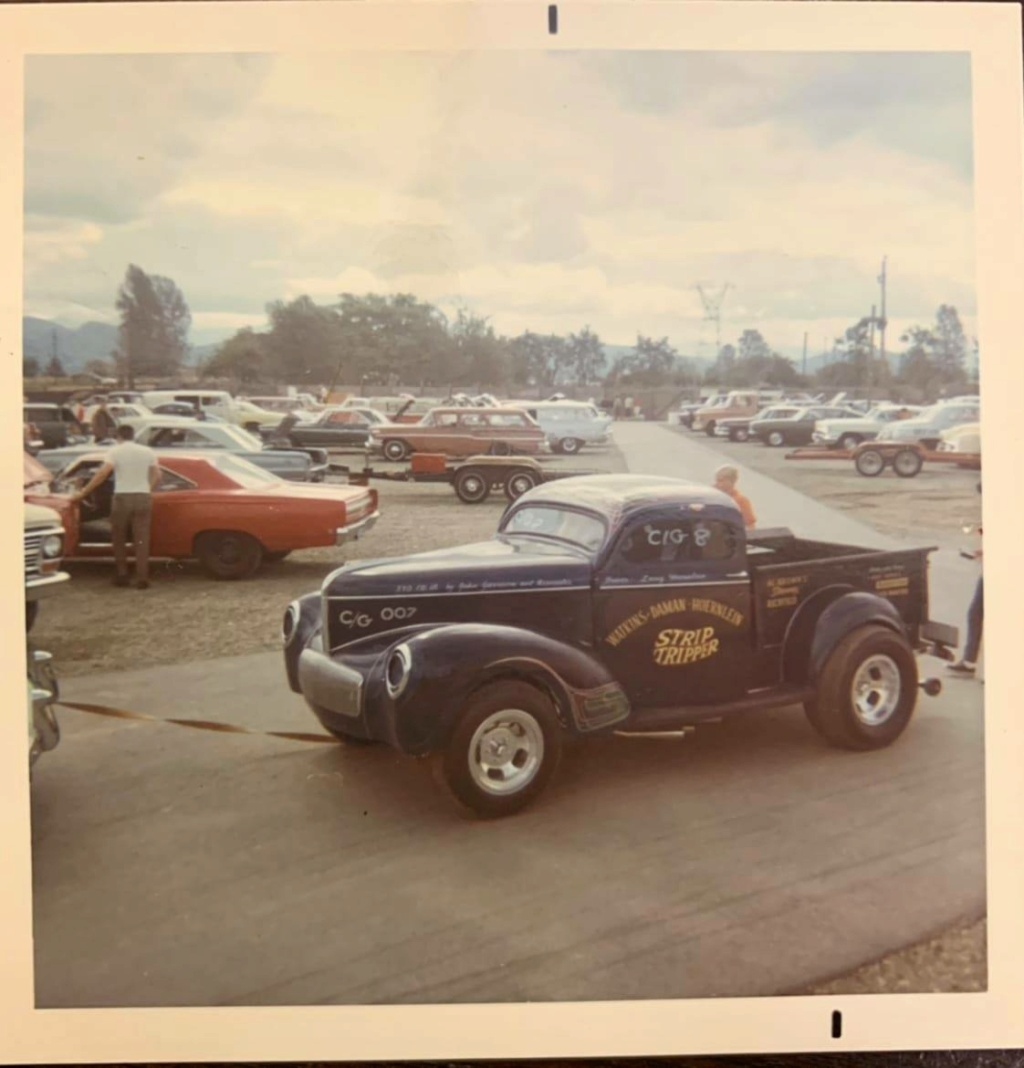 Dragster  vintage pics - old pictures ,vieilles photos - Page 2 13239310