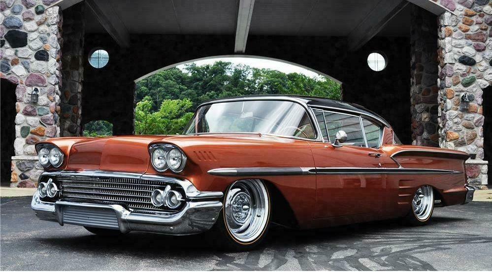 Chevy 1958 custom & mild custom - Page 8 13264910