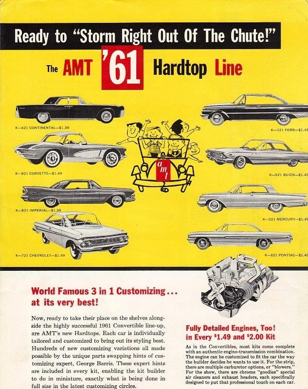 Vintage model kit ad - publicité - Page 3 13265111