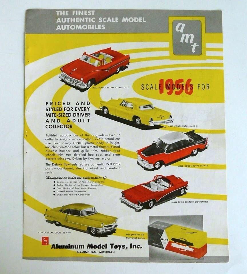 Vintage model kit ad - publicité - Page 3 13287010