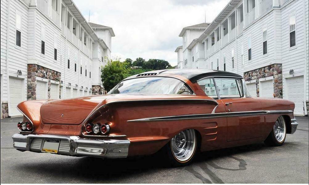Chevy 1958 custom & mild custom - Page 8 13303910