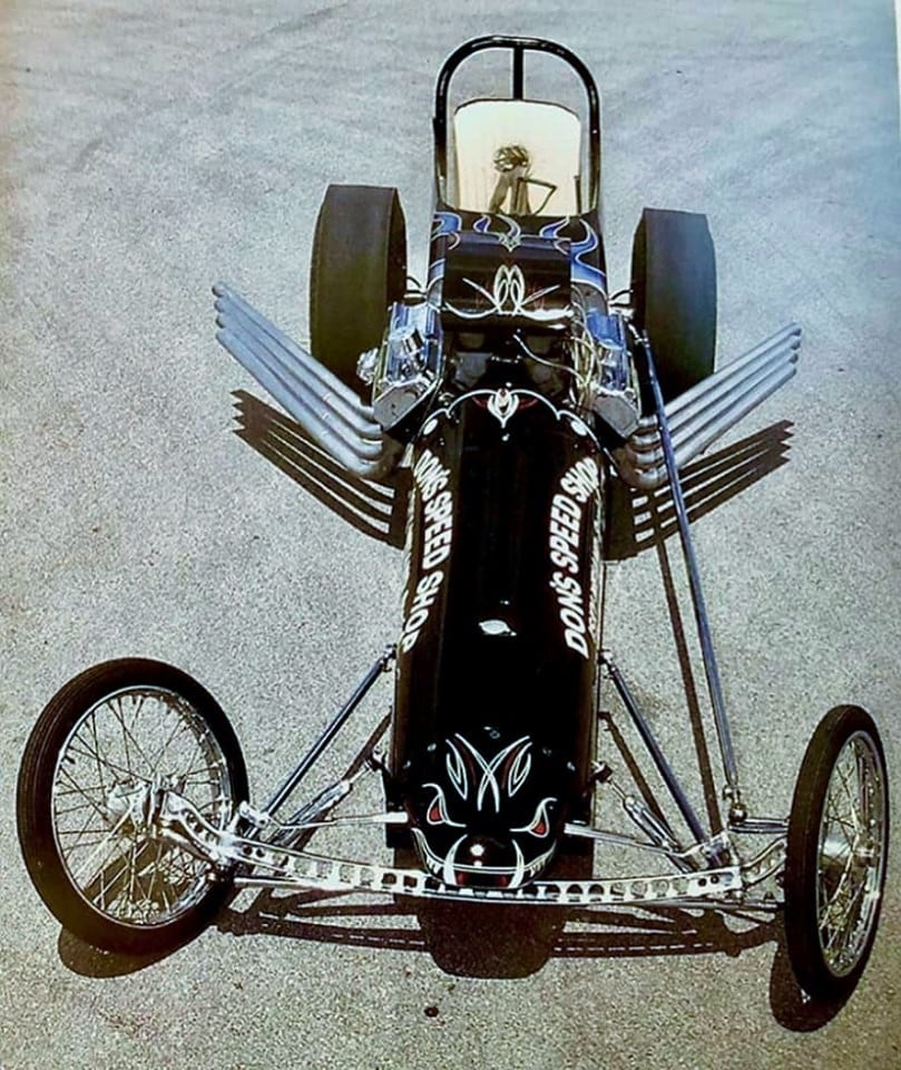 Dragster  vintage pics - old pictures ,vieilles photos - Page 3 13361010
