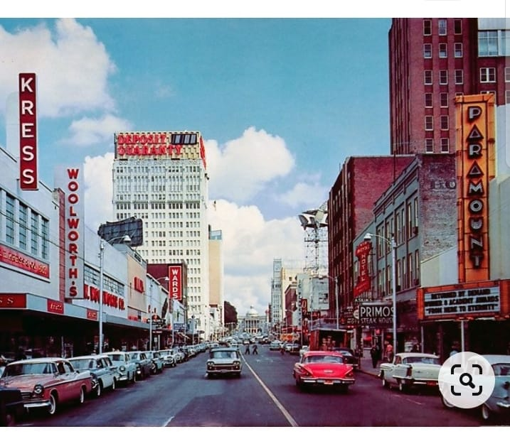 Rues fifties et sixties avec autos - 1950's & 1960's streets with cars - Page 6 13365510