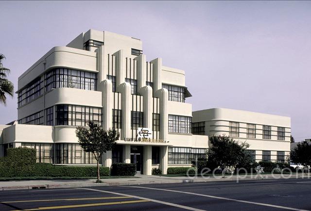 Architectures de banques et bureaux vintages - 1950's & 1960's Office & Bank  13366710