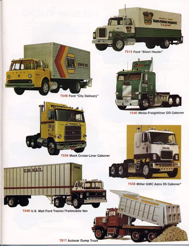 Amt catalogue 1978 - hobby kits 78 13438710