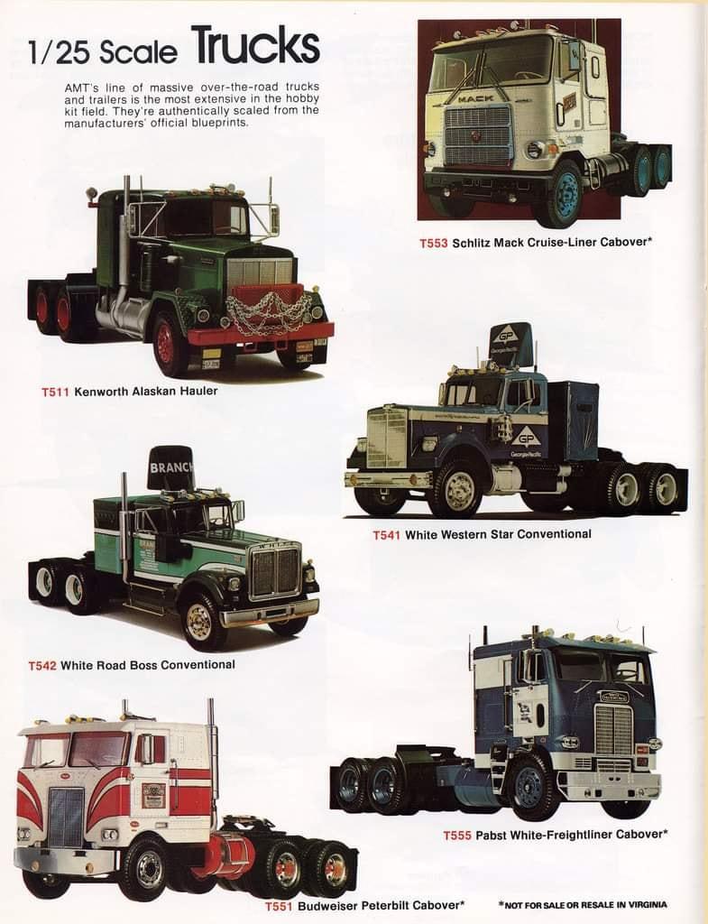 Amt catalogue 1978 - hobby kits 78 13458310