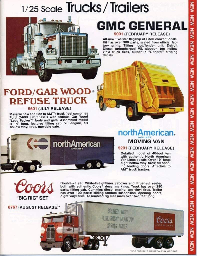 Amt catalogue 1978 - hobby kits 78 13462110