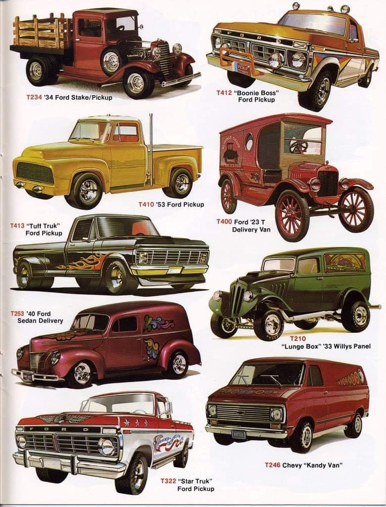 Amt catalogue 1978 - hobby kits 78 13462610