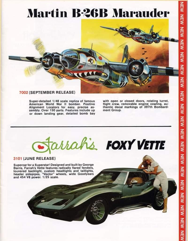 Amt catalogue 1978 - hobby kits 78 13463510