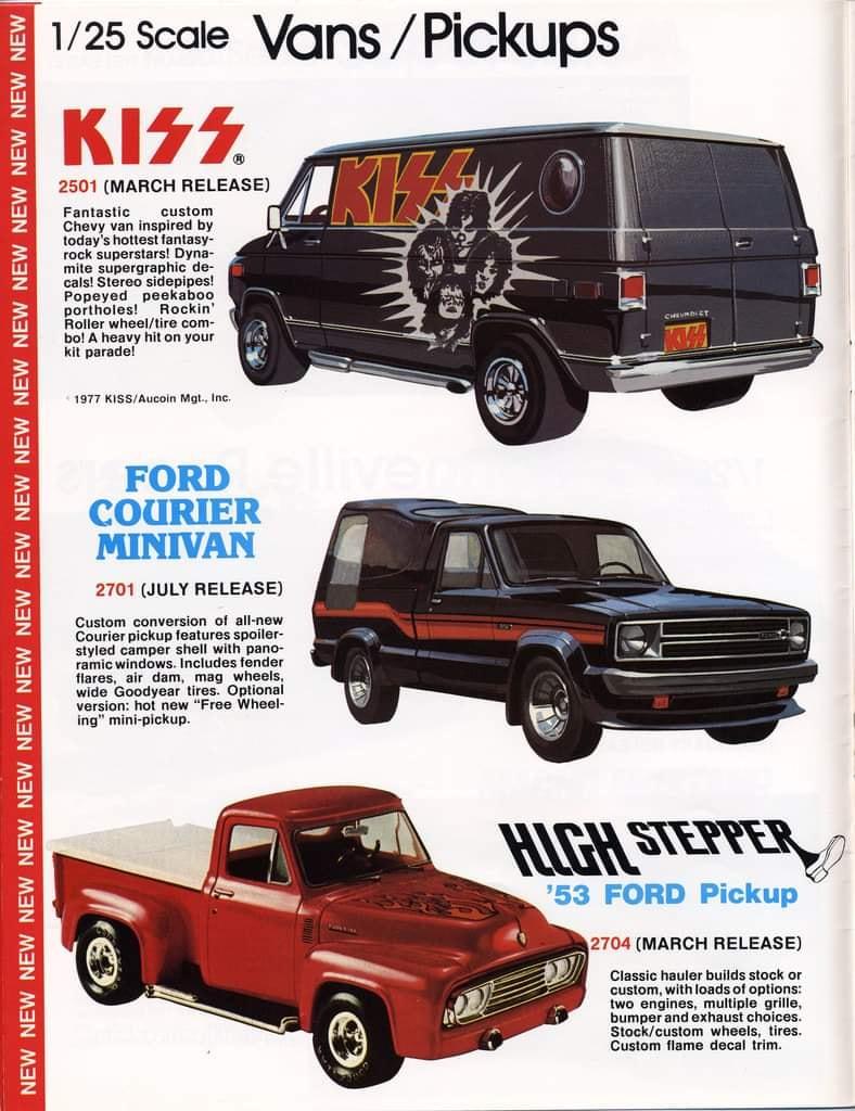 Amt catalogue 1978 - hobby kits 78 13465210