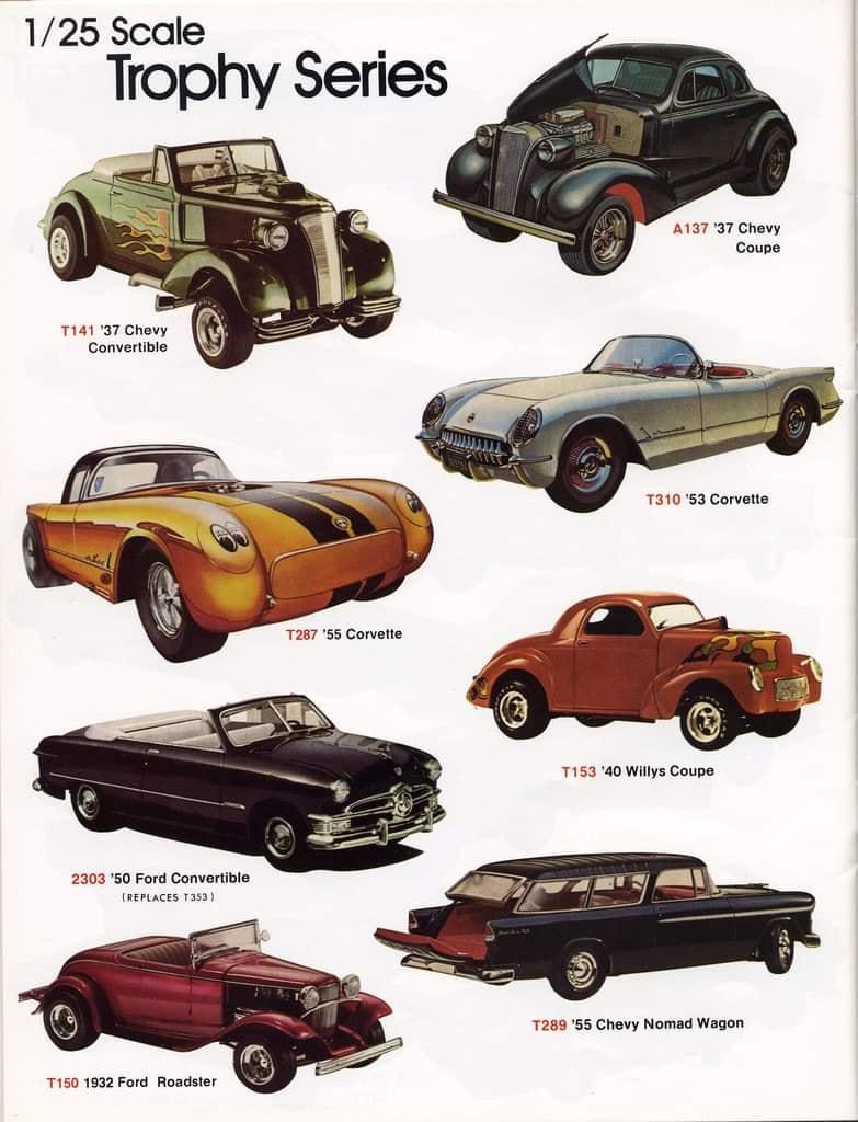 Amt catalogue 1978 - hobby kits 78 13468310