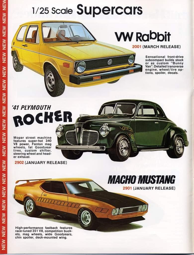 Amt catalogue 1978 - hobby kits 78 13471110