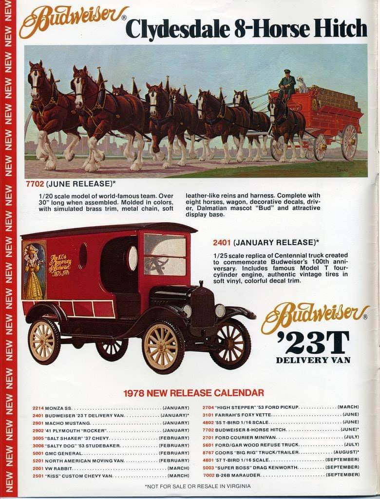 Amt catalogue 1978 - hobby kits 78 13471810