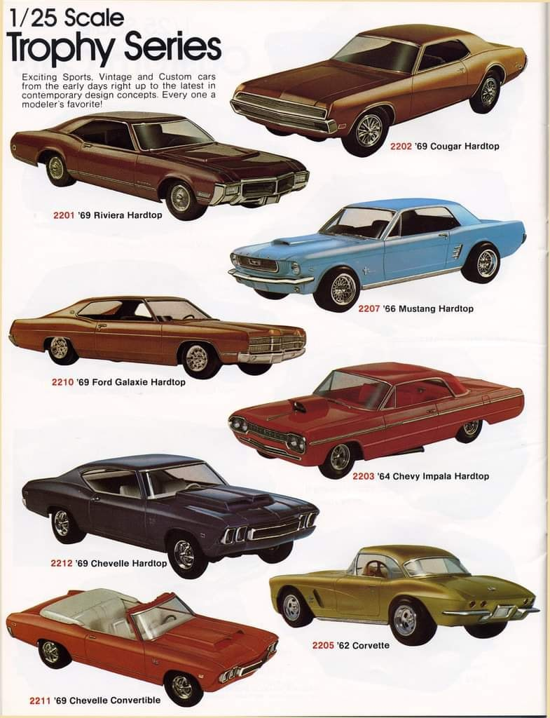 Amt catalogue 1978 - hobby kits 78 13479810