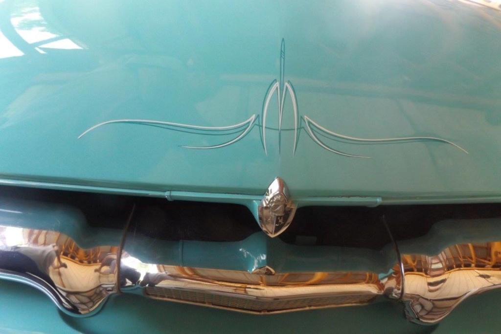 1956 Plymouth mild custom - Just a dream - Jim Miller  13490611