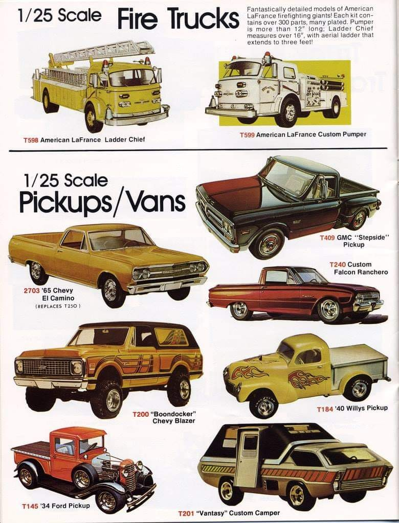 Amt catalogue 1978 - hobby kits 78 13491610