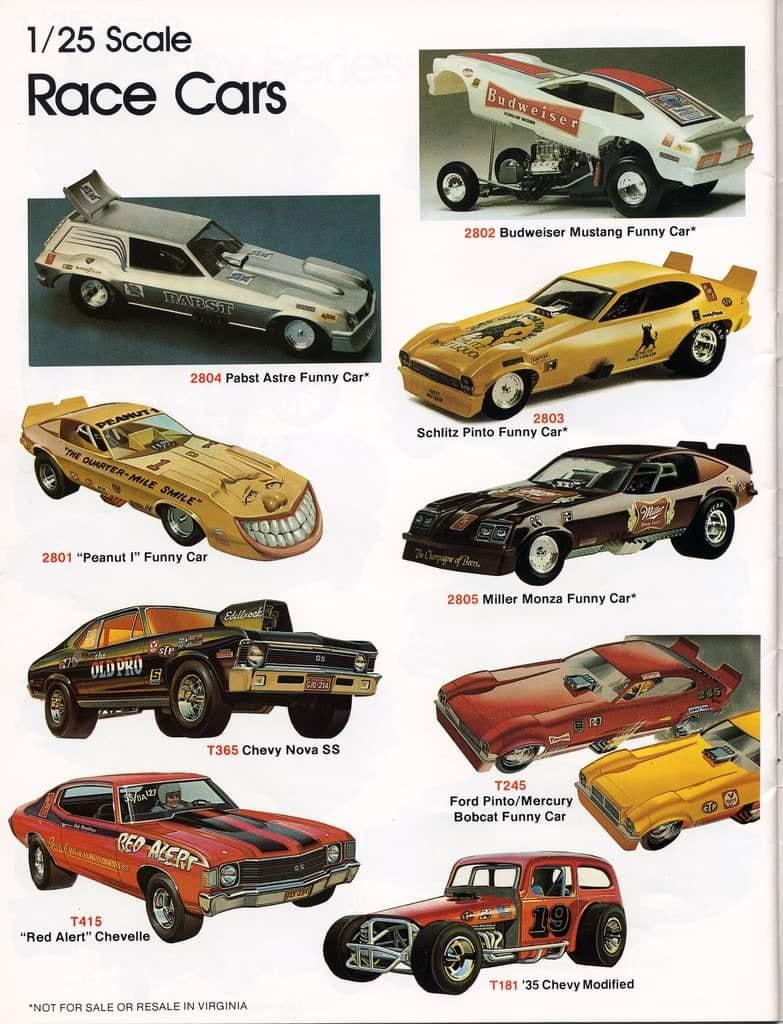 Amt catalogue 1978 - hobby kits 78 13495710