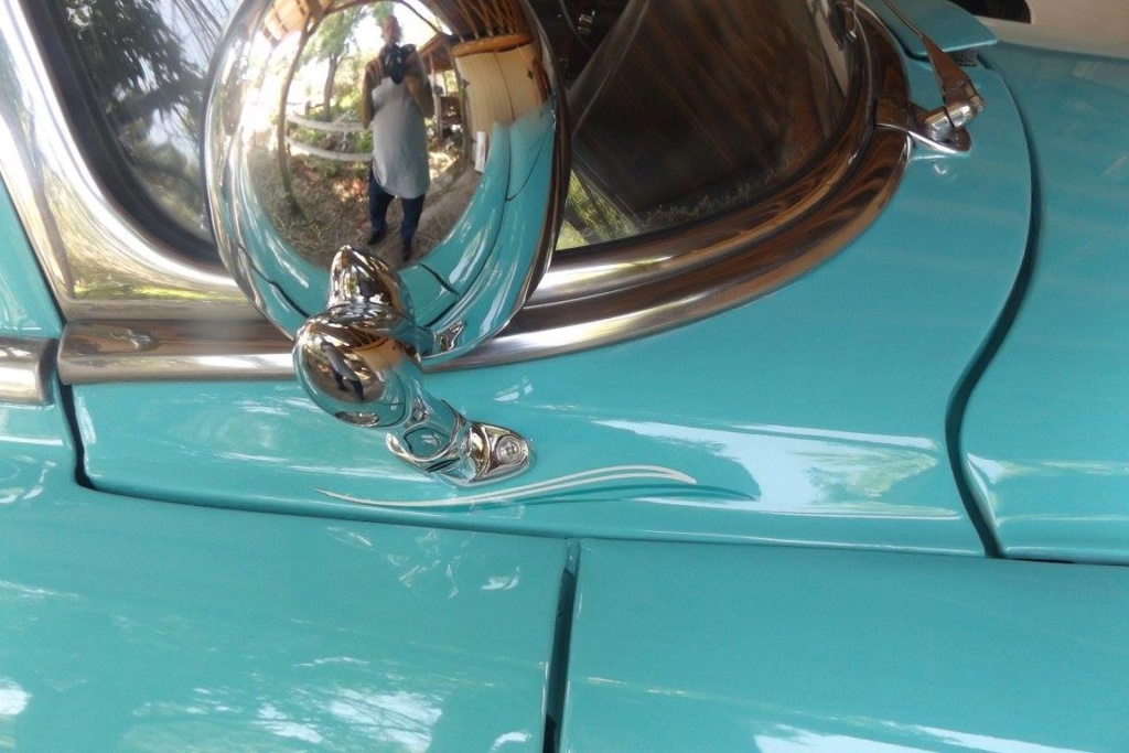 1956 Plymouth mild custom - Just a dream - Jim Miller  13497610