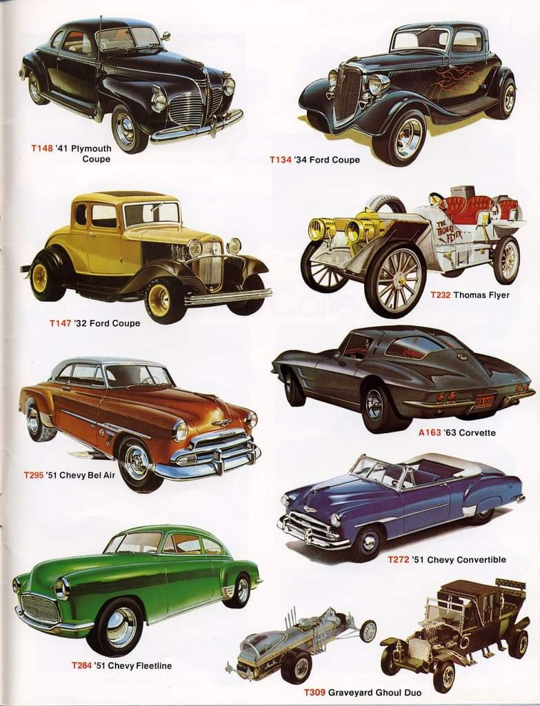 Amt catalogue 1978 - hobby kits 78 13502510