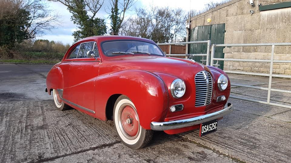 1953 Austin Somerset kustom - Tony Devey 13525410