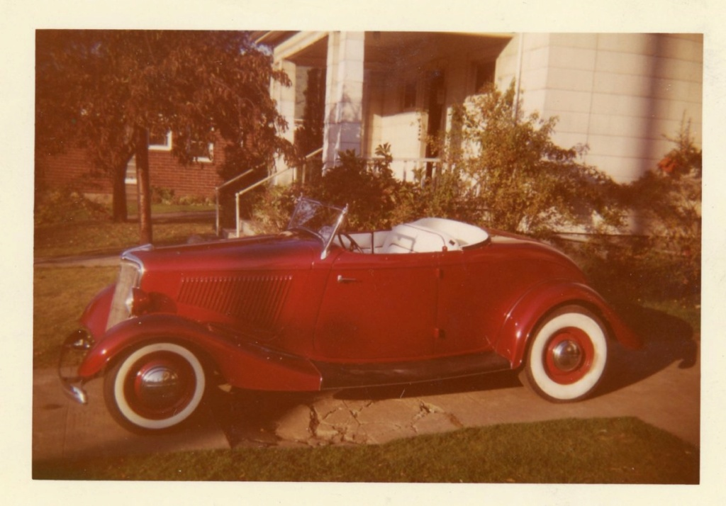 "Hot rod in street - Vintage pics - ""Photos rétros"" -  - Page 7 13530410"