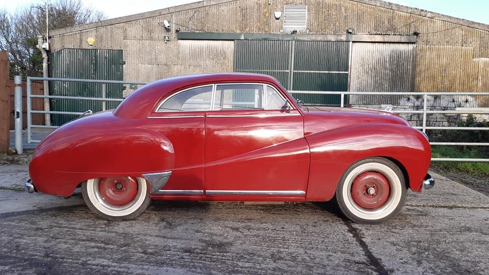 1953 Austin Somerset kustom - Tony Devey 13547310