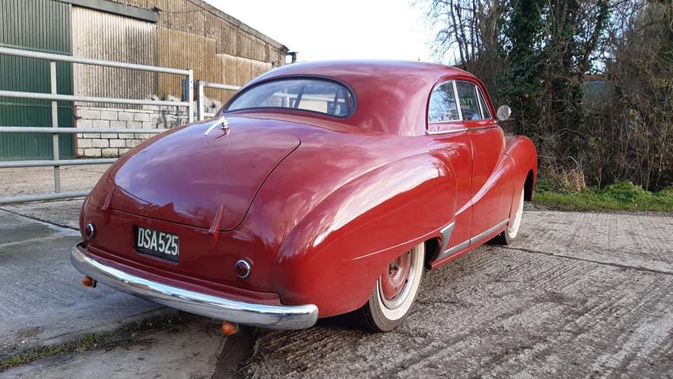1953 Austin Somerset kustom - Tony Devey 13551710