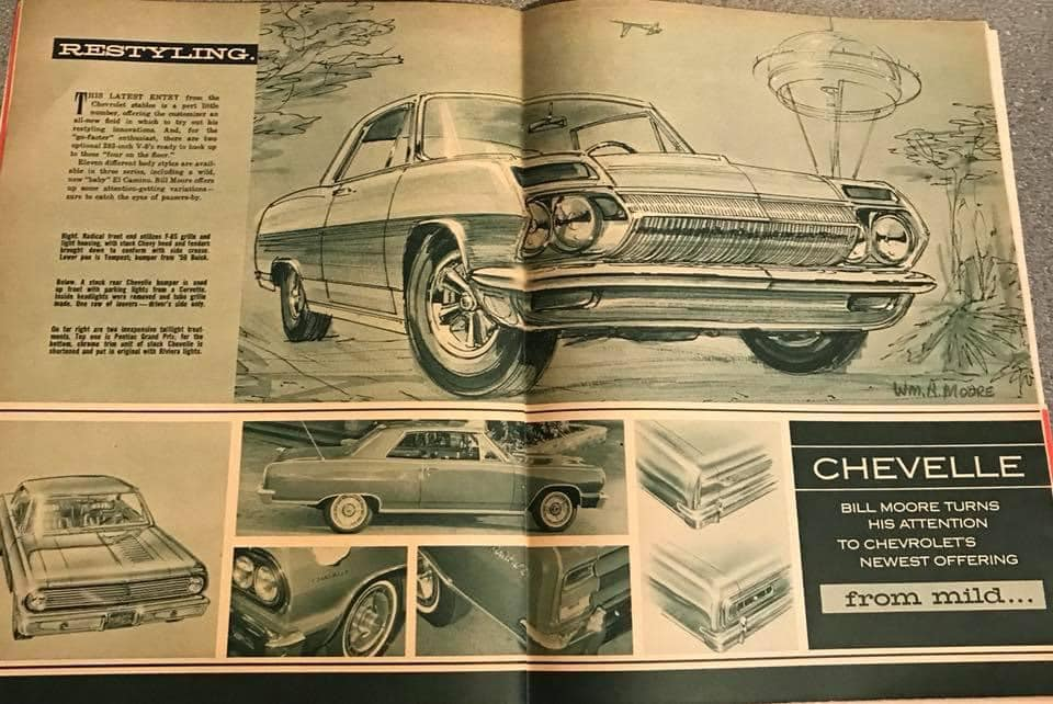 Car Craft magazine late fifties early sixties - restyling from mild to wild 13589710