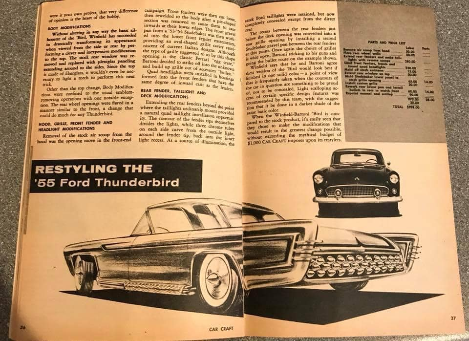Car Craft magazine late fifties early sixties - restyling from mild to wild - Page 2 13604510