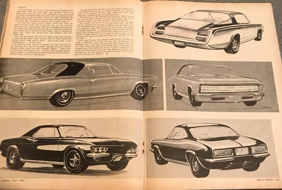 Car Craft magazine late fifties early sixties - restyling from mild to wild - Page 2 13607710