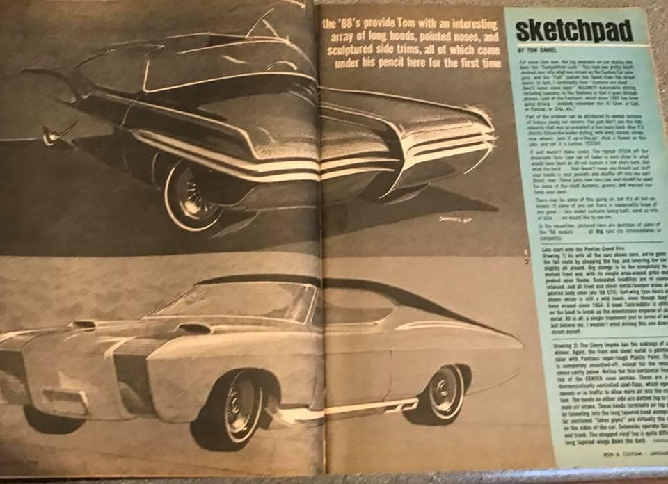 Car Craft magazine late fifties early sixties - restyling from mild to wild 13613910