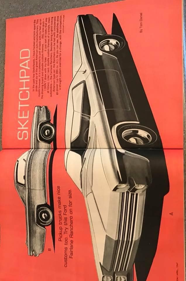 Car Craft magazine late fifties early sixties - restyling from mild to wild - Page 2 13615810