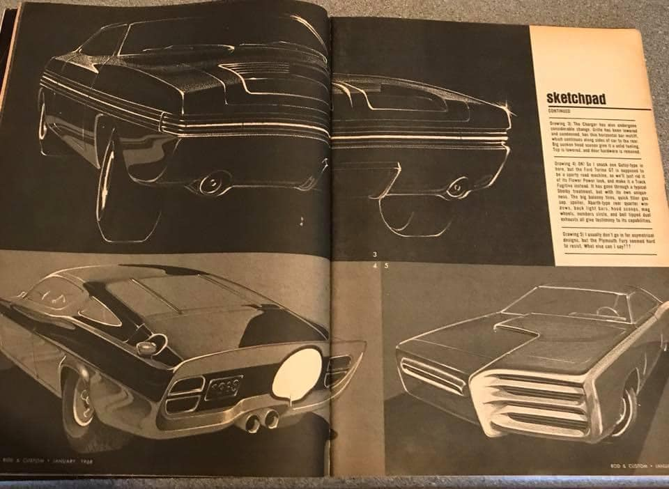 Car Craft magazine late fifties early sixties - restyling from mild to wild - Page 2 13634710