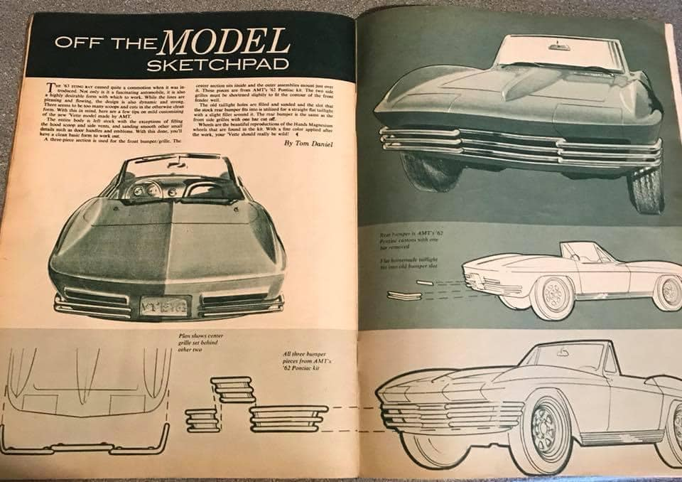 Car Craft magazine late fifties early sixties - restyling from mild to wild - Page 2 13635710