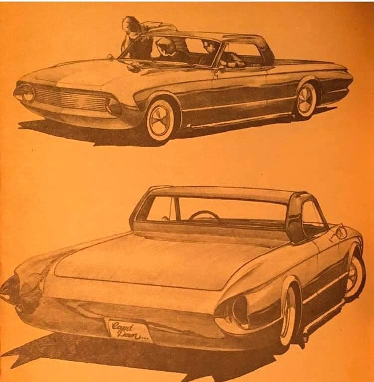 Car Craft magazine late fifties early sixties - restyling from mild to wild - Page 2 13637810