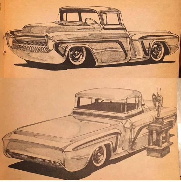 Car Craft magazine late fifties early sixties - restyling from mild to wild - Page 2 13665810